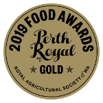 2019 Food Award - Gold